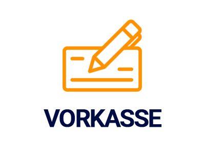 Bildergebnis für vorkasse logo