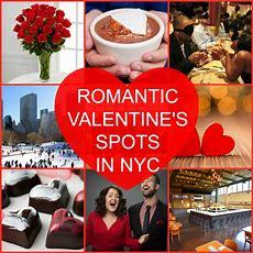 5 Romantic Valentine's Day Ideas For New York City