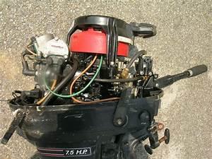 Mercury 7 5 Hp Outboard Motor Troubleshooting