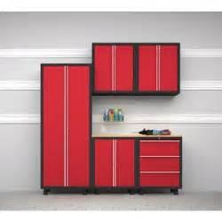newage products bold series 6 piece garage cabinet set