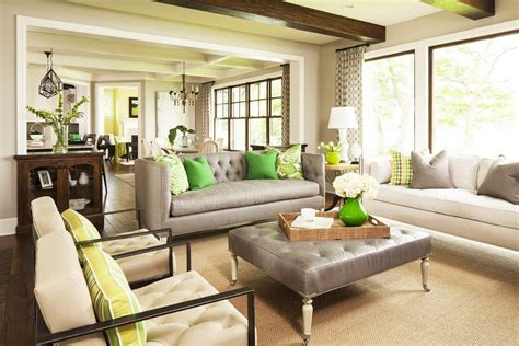 two sofa living room leather sofa sets for living room grey color with square