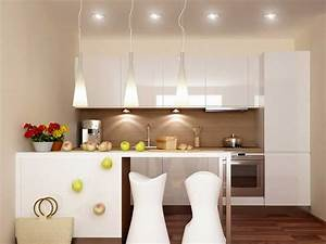 Modern classy and simple designs for small kitchens with