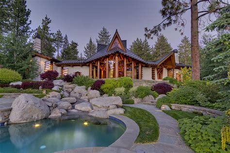 modern homes interiors lake tahoe estate tahoe luxury properties