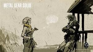 Metal Gear Solid: Peace Walker HD Wallpaper | Background ...