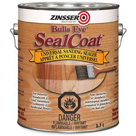 Bulls Eye® Sealcoat™ Universal Sanding Sealer Product Page