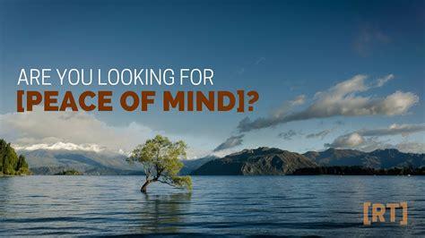 Peace Mind