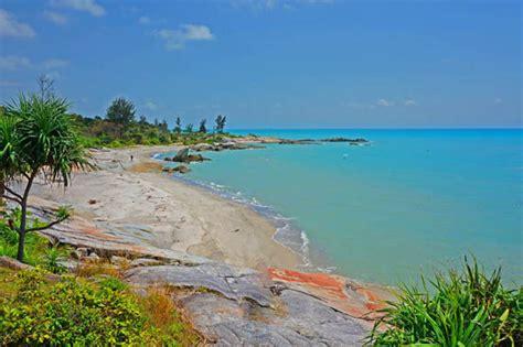 rambak beach tourism