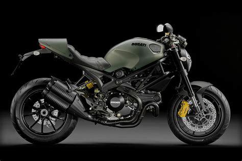 Ducati Scrambler Vs Monster 2017
