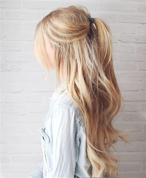 blonde haare  tolle frisurideen und pflegetipps