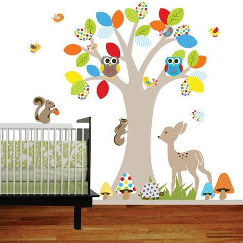 stickers muraux pour chambre les plus beaux stickers muraux pour la chambre de bébé