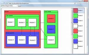 Create A Block Diagram Editor In Javascript