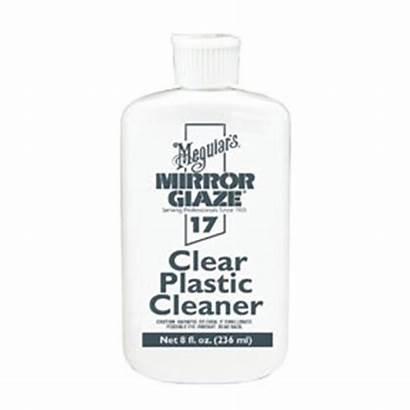 Meguiars Glaze Cleaner Oz Mirror Clear Plastic