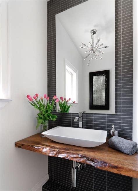 Badezimmer Modern Renovieren by Rustikal Waschtisch Regal Waschbecken Modern Armatur