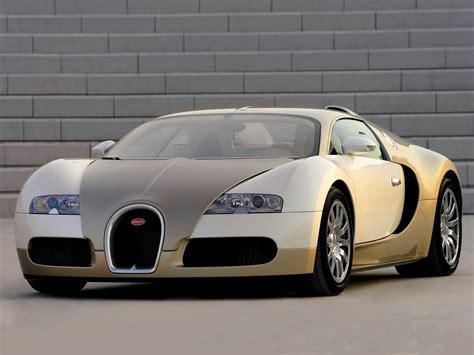 Bugatti Veyron Gold And Diamond Wallpaper