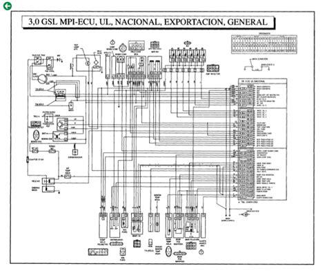 diagrama de hyundai galloper