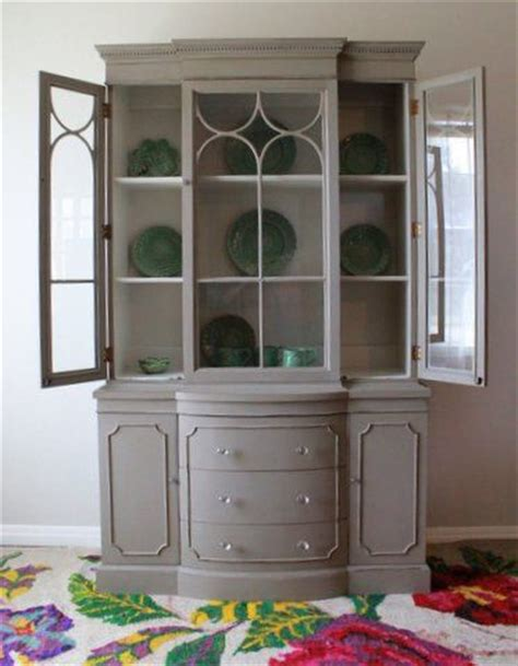 painted duncan phyfe china cabinet vintage duncan phyfe china cabinet by nodtothepast on etsy