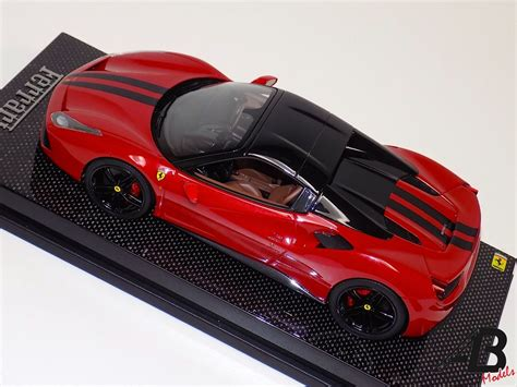A ferrari 488 gtb for sale is the perfect example of this. 1:18 MR Collection Ferrari 488 GTB Spider Hard Top ...
