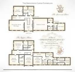 mansion floor plans castle springfield castle floor plan castle accommodation layout