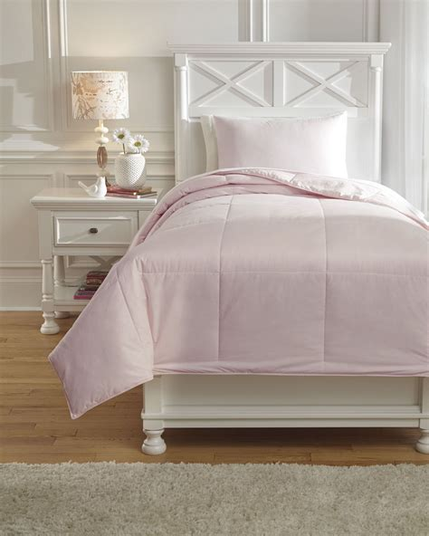 soft pink comforter plainfield soft pink comforter set from