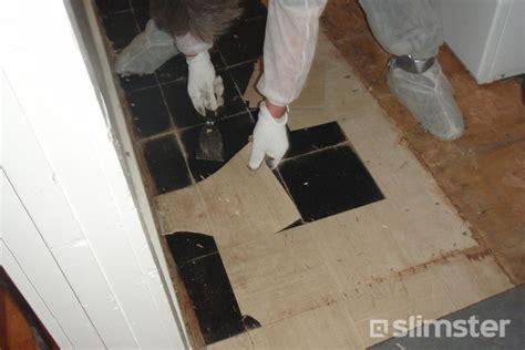asbest  vinyl asbest herkennen slimster