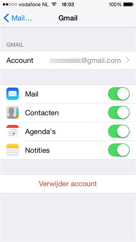contacten overzetten iphone naar iphone