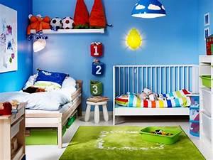 Decoration Chambre D Enfant : id e d co peintures chambre d 39 enfant id e d co ~ Teatrodelosmanantiales.com Idées de Décoration