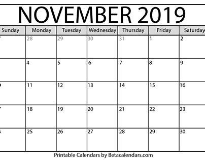 beta calendars  behance