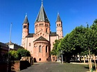 Mainz Cathedral, Mainz, Germany - Mainz Cathedral or St ...