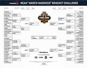Vegas Sports Betting   NCAA March Madness Brackets- Free ...