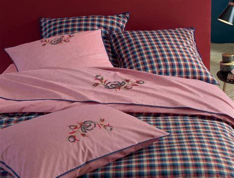 linge de chambre linge de lit doubles jeux linvosges