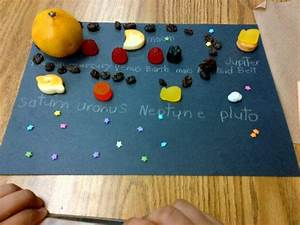 Solar System Food Ideas - Pics about space