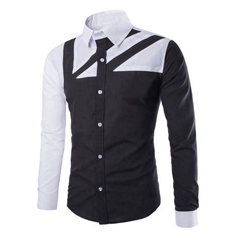 baju kemeja kerja pria lengan panjang terbaru keren murah ryn fashion