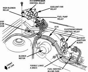 2001 Chevy Tracker Wiring Diagram