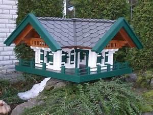 Vogelvilla Selber Bauen : vogelhaus vogelfutterhaus oder vogelvilla ~ Markanthonyermac.com Haus und Dekorationen