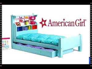 my american doll new bouquet bed set opening up amp review youtube
