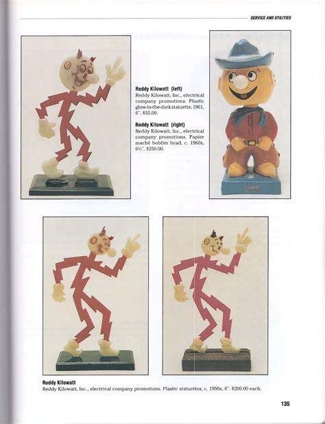 Reddy Kilowatt Character L by Reddy Kilowatt Autopsis