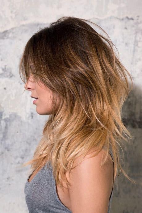 frisuren lange haare stufig