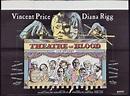 THEATRE OF BLOOD (1973) Original Vintage Vincent Price UK ...