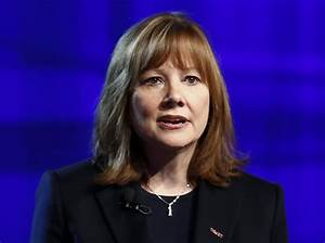 Pay Gap? New GM CEO Mary Barra to Earn Less Than ...