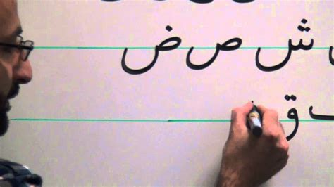 Pronouncing And Writing The Persian