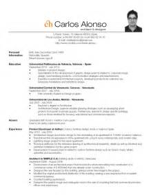Architecture Student Resume Sle by Interior Design Resume Sales Interior Design Lewesmr