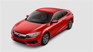 2017 Honda Civic Coupe color options