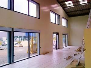 Batiment Moins Cher Hangar : interesting bureau btiment industriel with batiment ~ Premium-room.com Idées de Décoration