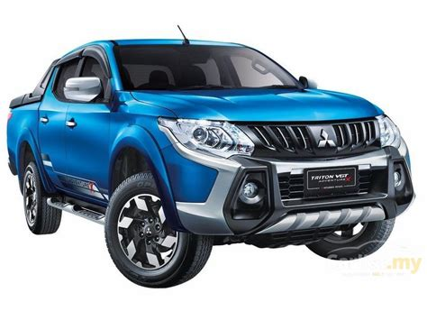 best car repair manuals 1986 mitsubishi truck electronic toll collection mitsubishi triton 2017 vgt 2 4 in sarawak automatic pickup truck blue for rm 127 906 4027082