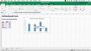 Building Column Charts