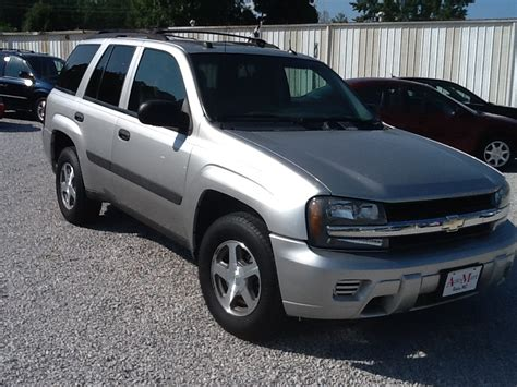 Chevrolet Trailblazer Picture by 2005 Chevrolet Trailblazer Pictures Cargurus