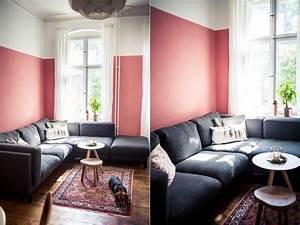 Rosa Deko Wohnzimmer : diy regal in kupfer und andere neuigkeiten aus unserem wohnzimmer ~ Frokenaadalensverden.com Haus und Dekorationen