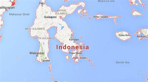 quake  eastern indonesia  tsunami alert