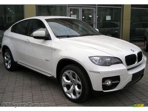 2008 Bmw X6 For Sale by 2008 Bmw X6 Xdrive35i In Alpine White Vckfhg