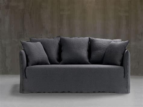 gervasoni canapé canapé 3 places avec revêtement amovible ghost 10 by